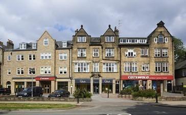 Thumbnail Retail premises for sale in 8-10, West Park, Harrogate, North Yorkshire