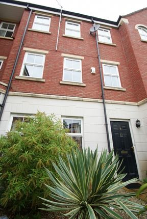 Thumbnail Terraced house to rent in Mansion Gate Square, Chapel Allerton, Leeds