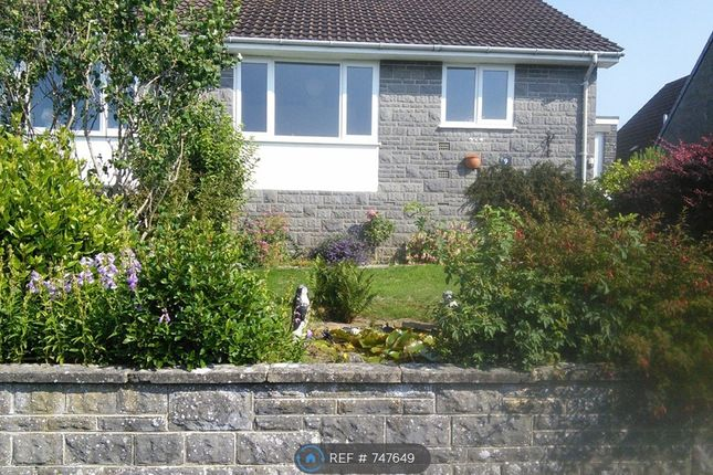 Thumbnail Bungalow to rent in High View Drive, Ashcott, Bridgwater