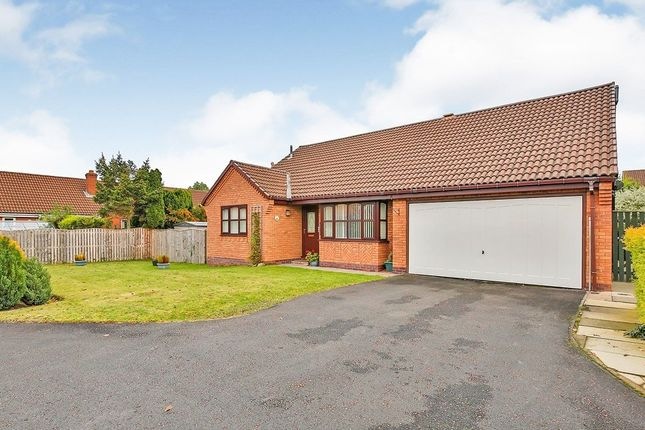 Thumbnail Bungalow for sale in Frosterley Drive, Great Lumley, Chester Le Street
