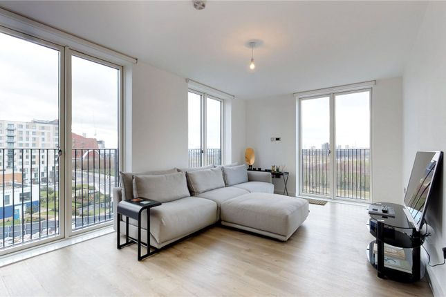 Thumbnail Flat for sale in Olympic Park Avenue, London