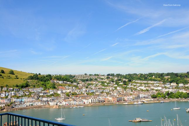 Thumbnail Flat for sale in Ridley Hill, Kingswear, Dartmouth