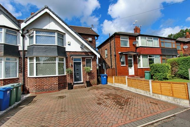 Front of Heywood Road, Prestwich, Manchester M25