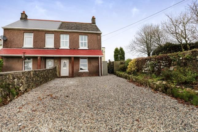 Thumbnail Semi-detached house for sale in St. Dennis, St. Austell, Cornwall