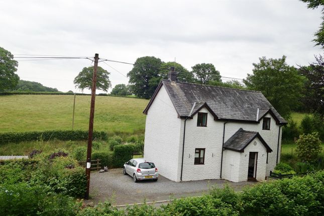 Thumbnail Detached house for sale in Myddfai, Llandovery