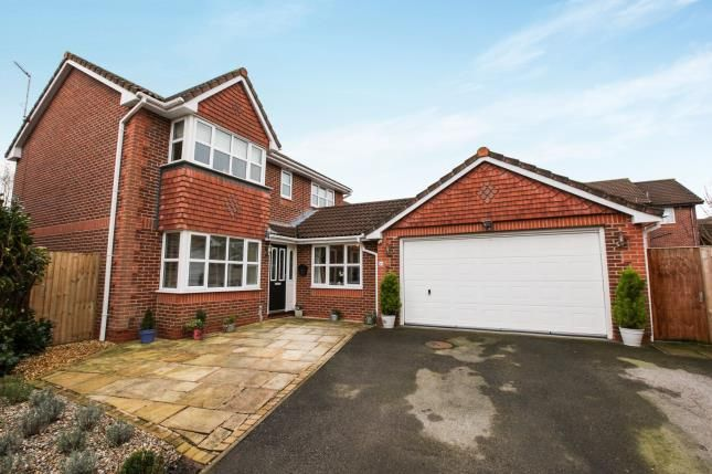 Thumbnail Detached house for sale in Carnoustie Close, Winsford, Cheshire, England
