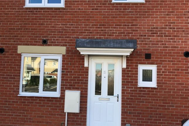 Thumbnail Terraced house to rent in Ponteland Square, Blyth