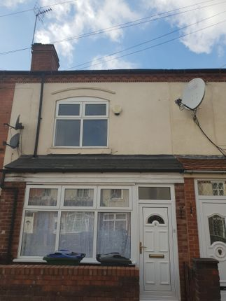 Thumbnail Terraced house for sale in Rosefield Road, Birmingham