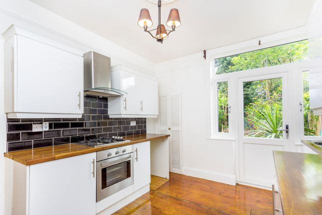 Thumbnail Terraced house to rent in Tylney Road, Bromley Town Centre, Bromley, Kent