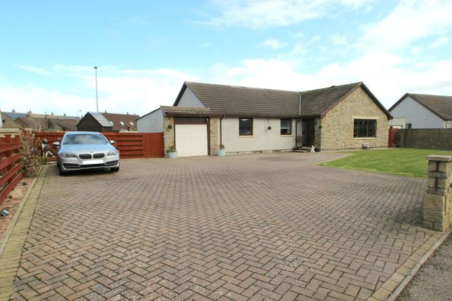 Thumbnail Bungalow for sale in West End Drive, Lossiemouth