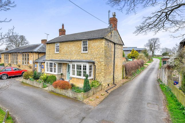 Thumbnail Semi-detached house for sale in High Street, Stoke Goldington, Newport Pagnell