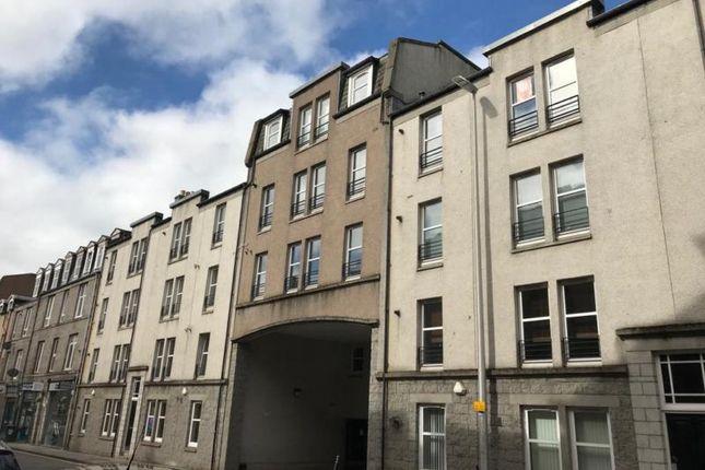 External of Chapel Street, Aberdeen AB10