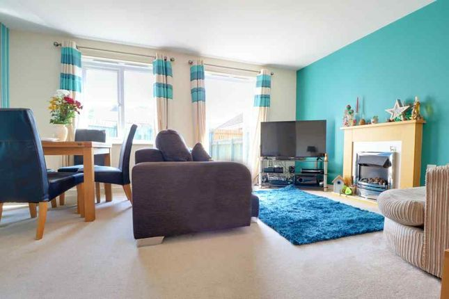 Thumbnail End terrace house for sale in Acasta Way, Hull