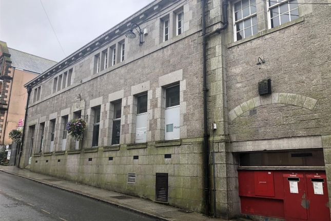 Thumbnail Commercial property for sale in High Cross Street, St Austell