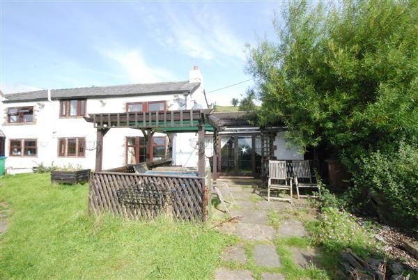 Thumbnail Cottage for sale in Slack Barn, Higher Calderbrook, Littleborough