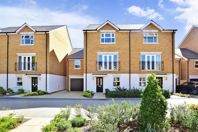 Thumbnail Semi-detached house for sale in Braby Drive, Horsham, West Sussex