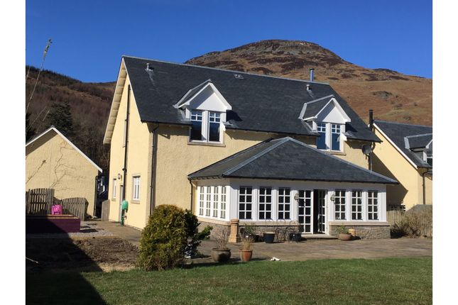 Thumbnail Detached house for sale in Dundurn Walk, St Fillans, Crieff