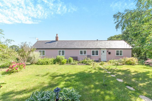 Thumbnail Detached bungalow for sale in Dead Lane, Ardleigh, Colchester