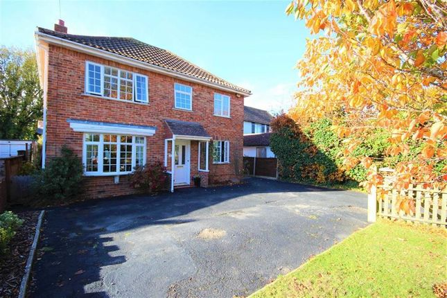Thumbnail Detached house for sale in Mulberry Lane, Goring By Sea, Worthing, West Sussex