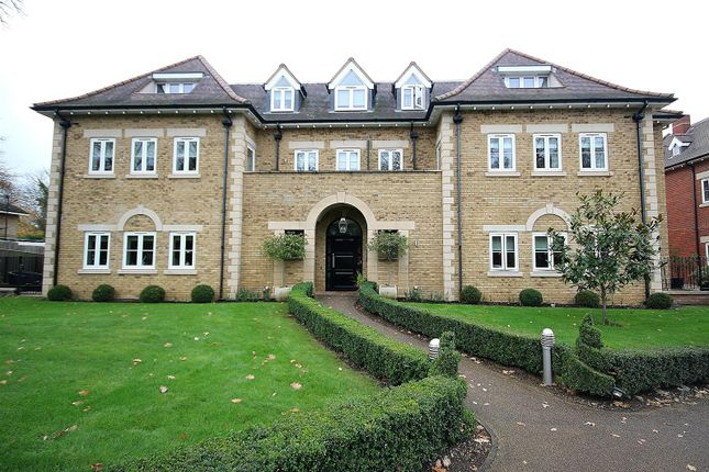 Thumbnail Flat for sale in Cockfosters Road, Cockfosters, Barnet