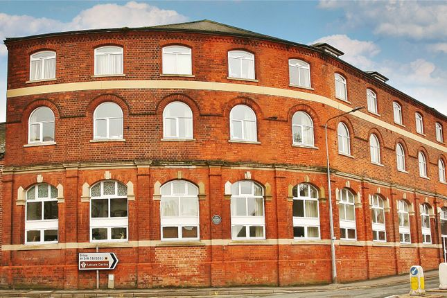 Thumbnail Flat for sale in Copperfield House, Brigg Road, Barton-Upon-Humber, North Lincolnshire