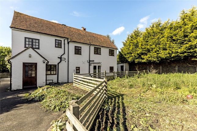 Thumbnail Detached house for sale in Clay Lane, Chichester, West Sussex