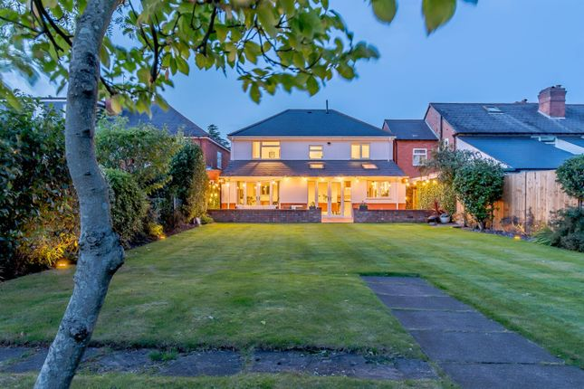 Thumbnail Detached house for sale in Penns Lane, Sutton Coldfield, West Midlands