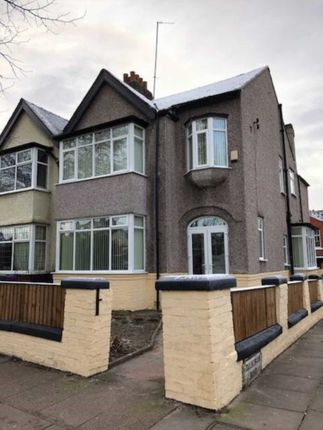 Thumbnail Semi-detached house to rent in Aigburth Road, Aigburth, Liverpool