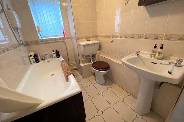Bathroom of Cumberland Court, Ridgeway Road, Rumney, Cardiff. CF3
