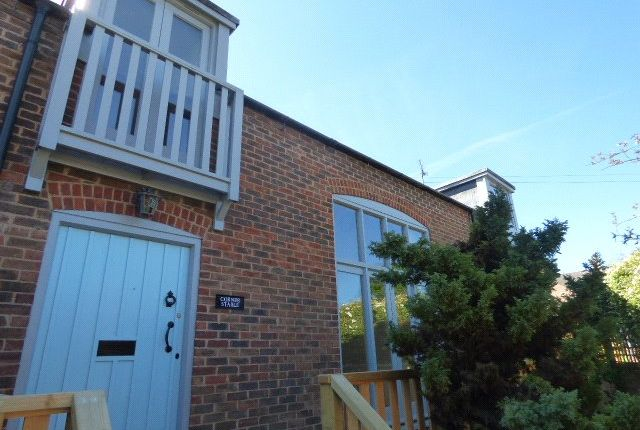 Thumbnail Semi-detached house to rent in The Barnyard, The Mount, Dunton Bassett, Lutterworth