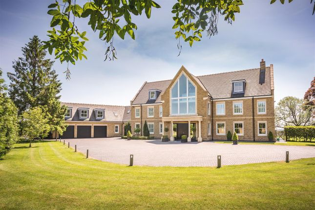 Thumbnail Detached house for sale in The Grange, Hazelwood, Derbyshire