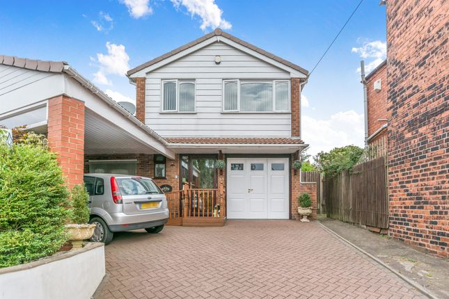 Thumbnail Detached house for sale in Birch Road, Oldbury