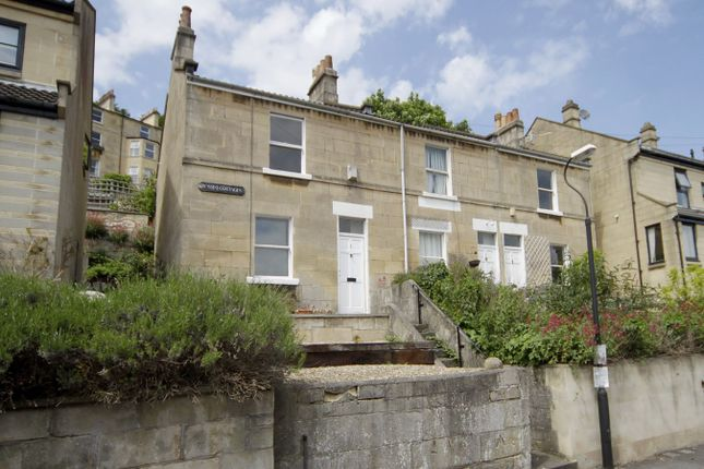 Thumbnail Cottage to rent in Upper Hedgemead Road, Camden, Bath