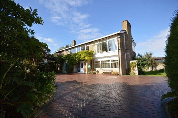 Thumbnail Detached house for sale in Village Road, Higher Bebington, Merseyside