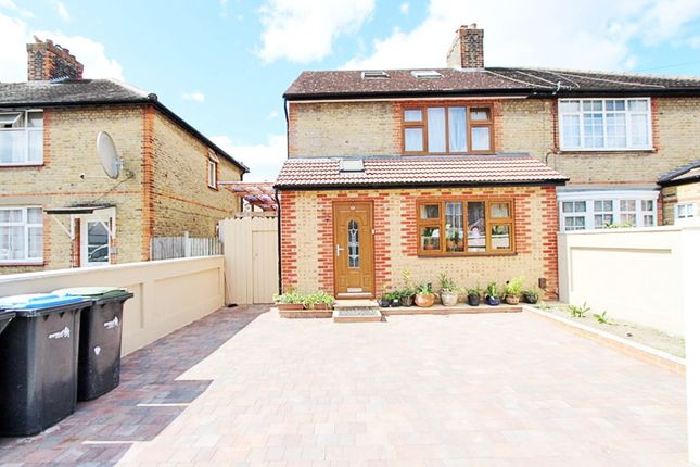 Thumbnail Semi-detached house for sale in Brookfield Road, Edmonton, London