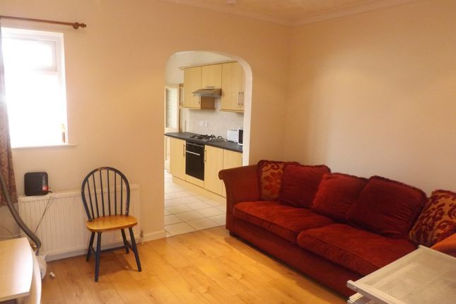Thumbnail Terraced house to rent in Pretoria Road, Southsea