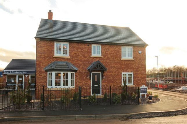 """Thumbnail Detached house for sale in """"The Winchester"""" at West Cross Lane, Mountsorrel, Loughborough"""