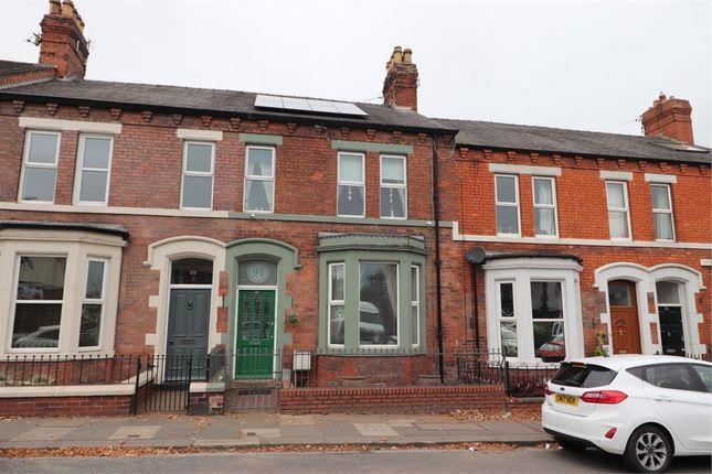 Thumbnail Terraced house for sale in Scotland Road, Stanwix, Carlisle, Cumbria