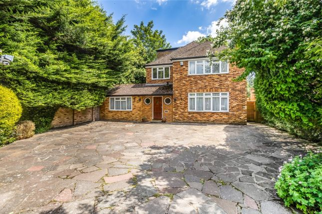 Thumbnail Detached house for sale in James Close, Bushey, Hertfordshire