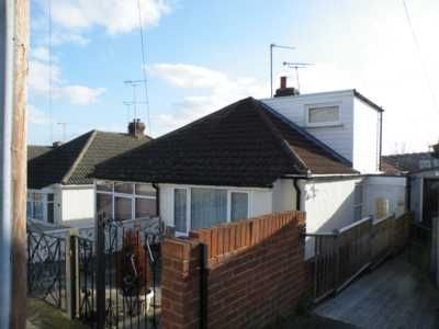 Thumbnail Bungalow to rent in Gordon Road, Chatham