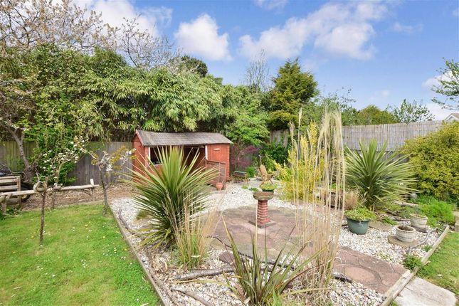 Rear Garden of Alfred Road, Greatstone, New Romney, Kent TN28