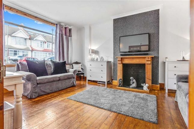 4 bed terraced house for sale in Percy Road, Penge, London