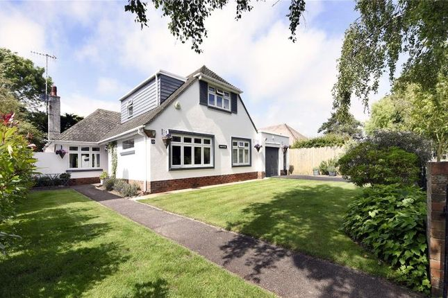 4 bed detached house for sale in Private Sea Estate, Rustington, West Sussex