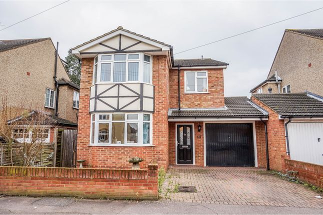 Thumbnail Detached house for sale in Foster Road, Kempston