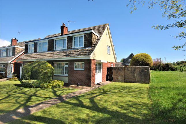 Thumbnail Semi-detached bungalow for sale in Alverstoke, Whitchurch, Bristol