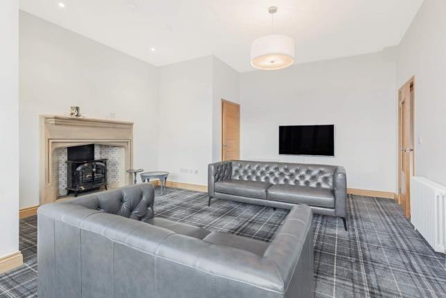Lounge of Morar House, 17 Upper Colquhoun Street, Helensburgh, Argyll And Bute G84