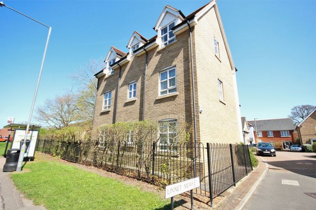 Thumbnail Flat for sale in Linnet Mews, Colchester, Essex