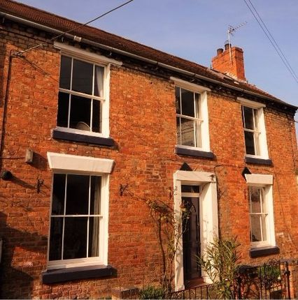 Thumbnail Detached house for sale in High Street, Wem
