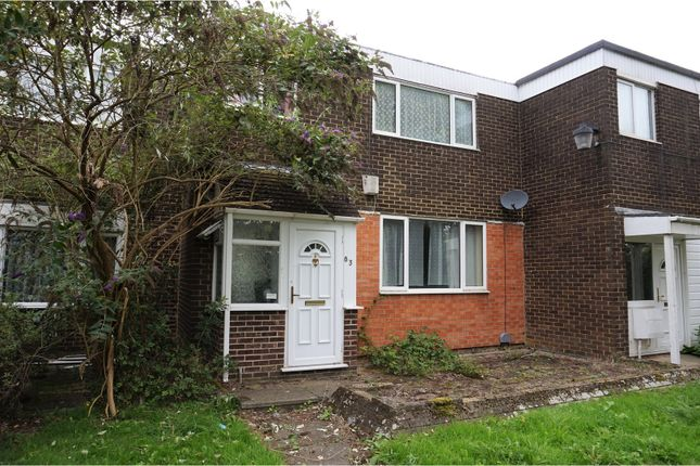 3 bed terraced house for sale in Chaucer Road, Farnborough