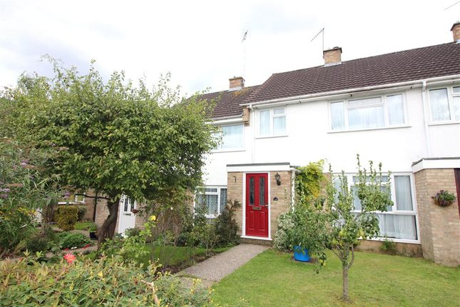Thumbnail Terraced House For Sale In Bartons Drive Yateley Hampshire